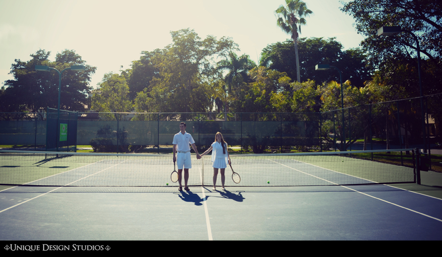 Miami photographers-engagement-wedding-photography-unique-tennis lovers-classic-south florida 03