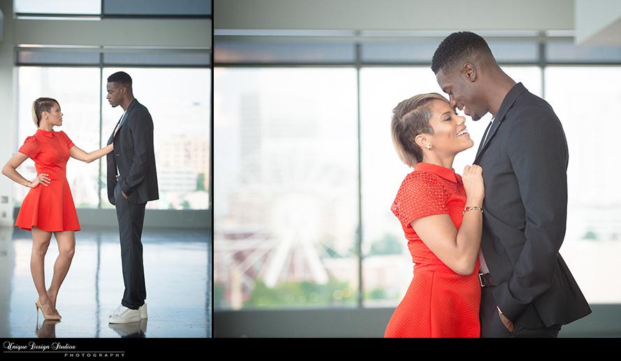 Atlanta Photographers-Miami-Engagement Photographers - Miami Engagement Photography - Engaged - Engagement - Unique - Unique Design Studios - UDS Photo - South Florida - Miami - NFL- Atlanta-12